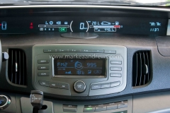 BYD, BYD e6, China, Shenzhen, display, e6, electic car, electric, interior