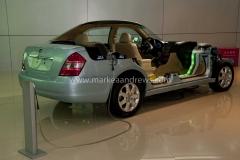 BYD, BYD F6DM, China, F6DM, Shenzhen, cut-away, electric, hybrid