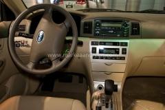 BYD, BYD F3DM, China, F3DM, Shenzhen, hybrid, interior