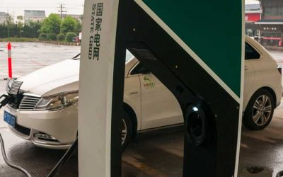 Sixth Tone. Electric Road Tripping Hits Speed Bumps in China.
