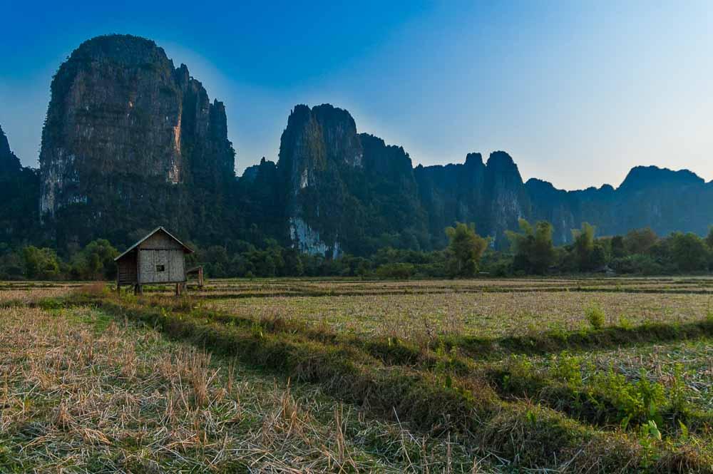 Vacations & Travel. Metamorphosis of Vang Vieng.