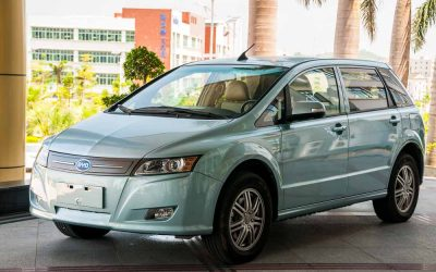 Talk. E-Day. Review of the BYD e6.