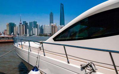 Vertu Select. China, ahoy: big boats are in fashion.
