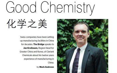 The Bridge. Good Chemistry.