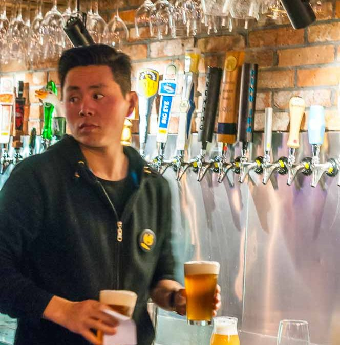 Alpha Men Asia. Shanghai's Best Craft Beer Bars