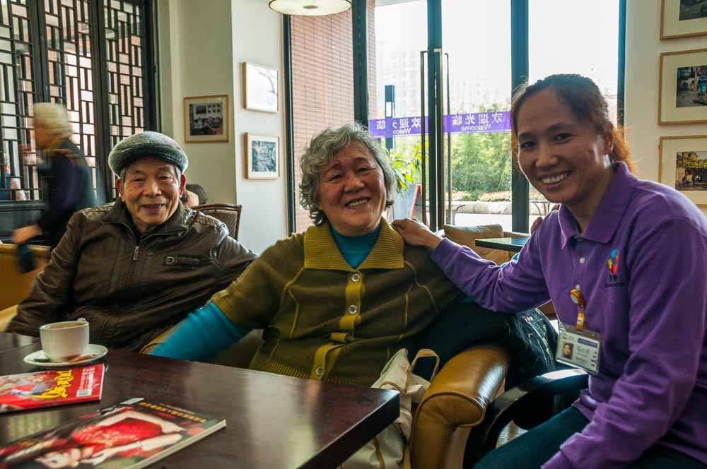 Nikkei Asian Review. China's government, families come to grips with need for nursing care.