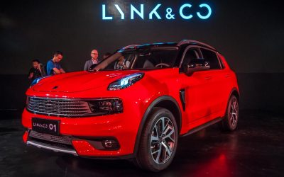 China Automotive Review. Wey to LYNK.