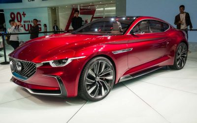 South China Morning Post. Electric Vehicles Dazzle. Show report from the Shanghai Auto Show