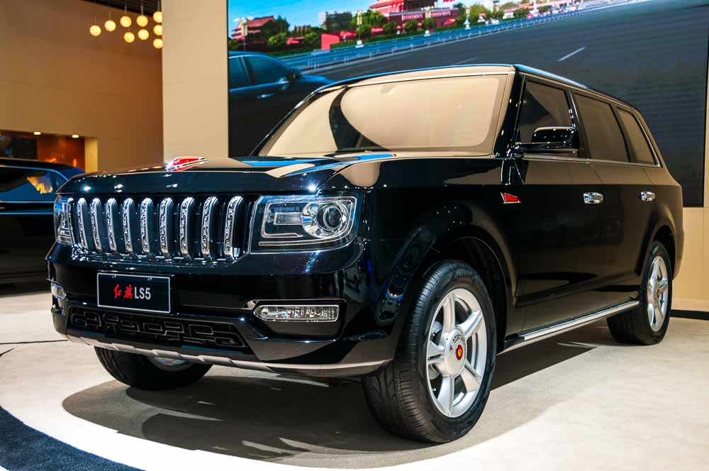 Autocar. The Chinese stars of the Shanghai motor show.