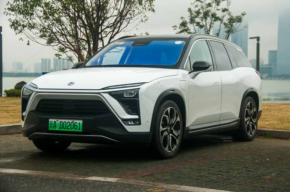 Auto Express. Nio ES8 Review