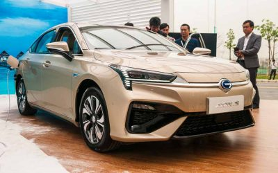 China Automotive Reivew. Electric AionS