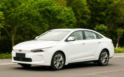 Auto Express. Geely Geometry A review