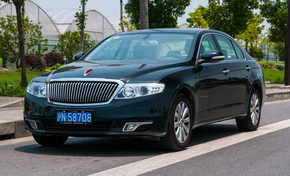 Autocar. Hongqi H7 First Drive review.