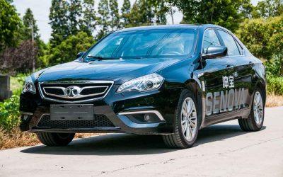 Sydney Morning Herald. BAIC Senova first drive review.