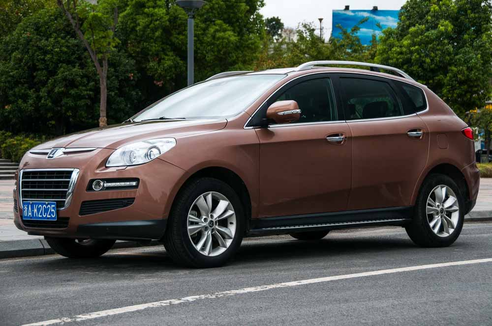 Talk. The Luxgen L7 – Can luxury and genius really be combined?