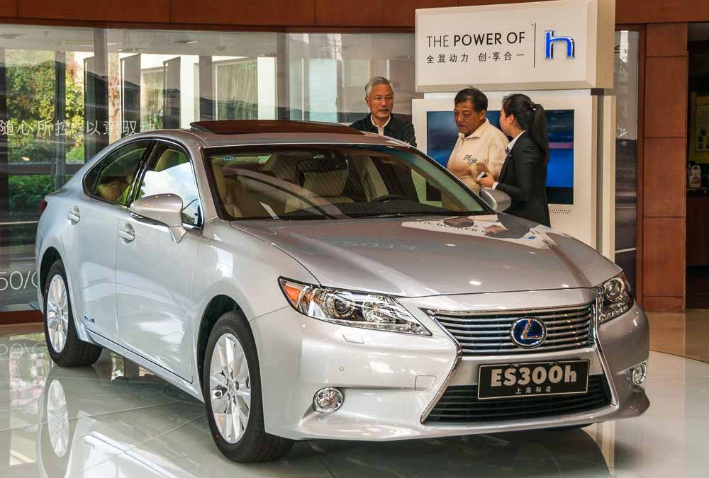 Nikkei Asian Review. In China, hybrids can't seem to sell without a lustrous nameplate.