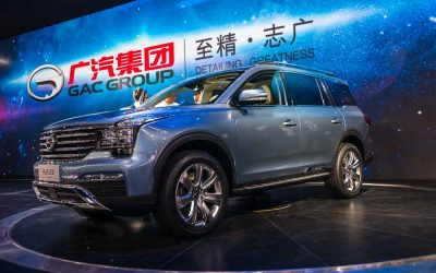 Autocar. The most important Chinese cars at the Beijing motor show.