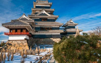 Kansai Time Out. Little Kyoto and Matsumoto Castle.