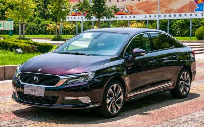Talk. Citroen DS5 LS – Gallic Charmer?