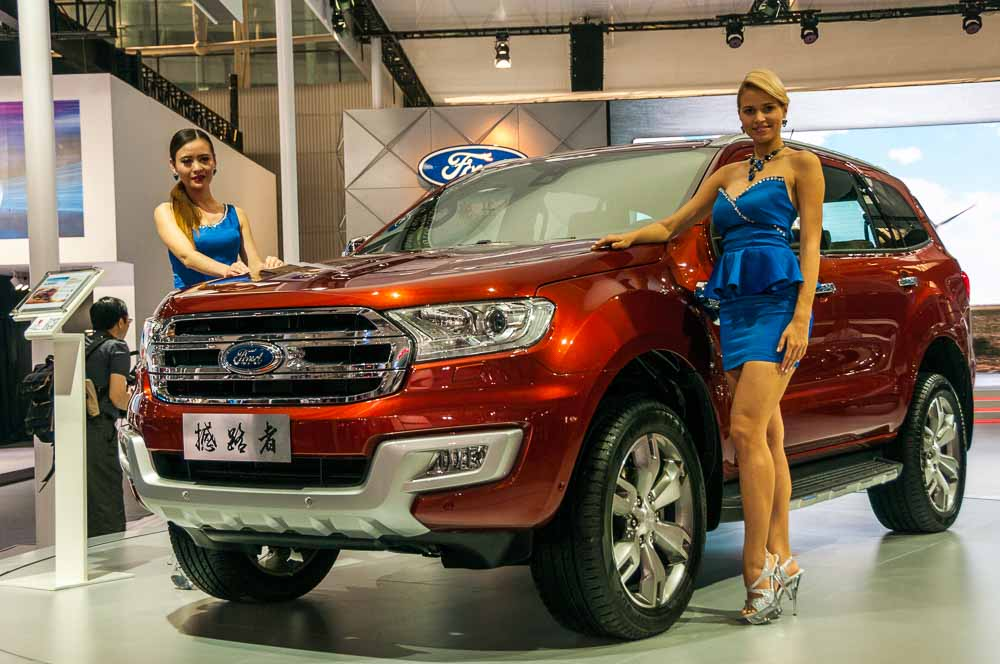 Autocar. Guangzhou motor show 2014 report and gallery.