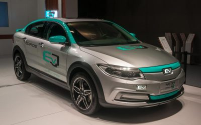 China Automotive Review. Are the three 'new models' in Guangzhou enough to keep Qoros going?