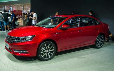 Autocar. New Roewe i6 to become next-generation MG 6.