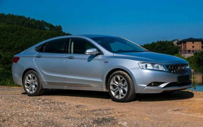 The National. Road test: Geely Emgrand GT.