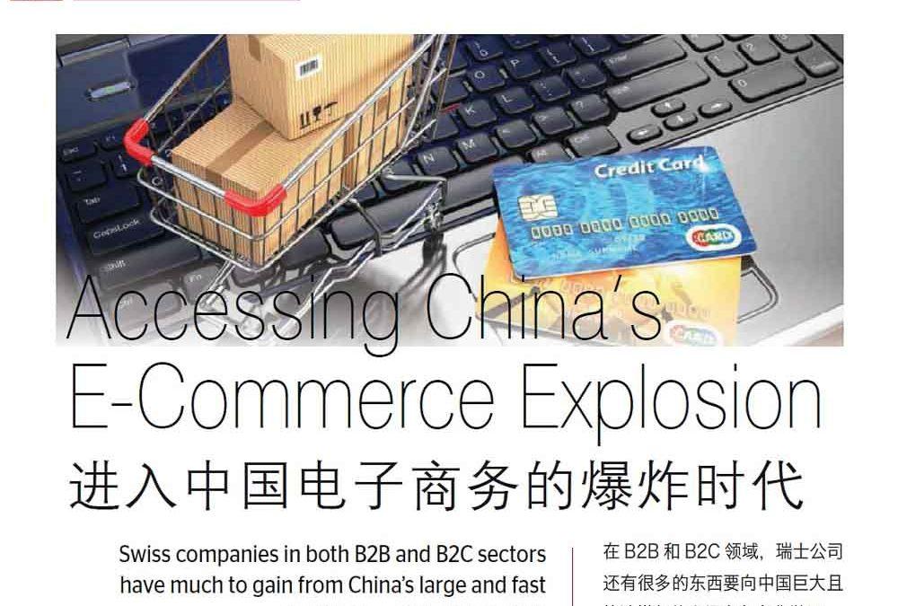 The Bridge. Accessing China's E-Commerce Explosion.