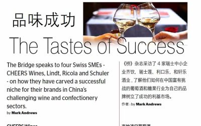 The Bridge. The Tastes of Success. SME File article