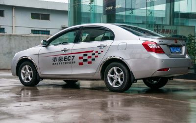 Talk. Grand in Name. Review of the Geely Emgrand EC7