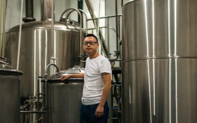 Sixth Tone. Chinese Craft Brewers Hop to a Different Tune.