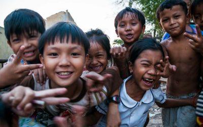 Laowai Magazine. Caring Cambodia.