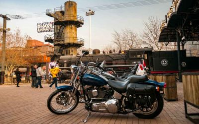 Vertu Select. China's motorbikes in the fast lane.