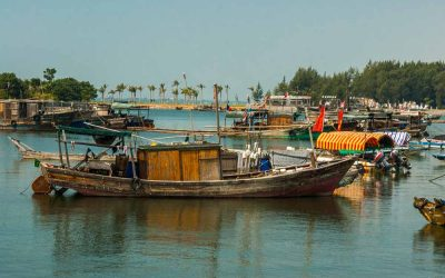 That's PRD. 24 hours in Beihai. Travel article