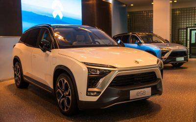 Car Design News. Colin Phipps shows us around Nio's recently opened Shanghai studio.