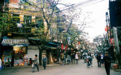 Kansai Time Out. Hanoi High. Travel article.