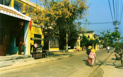 Kansai Time Out. Hoi An Holiday. Travel article.