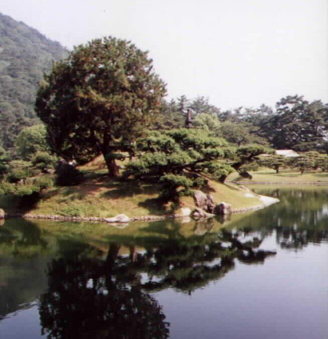 Tokyo Classified. Takamatsu Emerald Isle