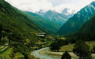 That's China. Chengdu Calling. Travel article
