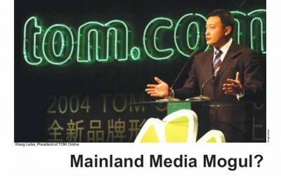 EuroBiz. Mainland Media Mogul?