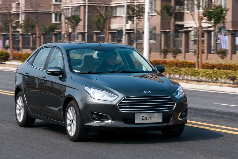 Car Design News. Ford's renewed China push.