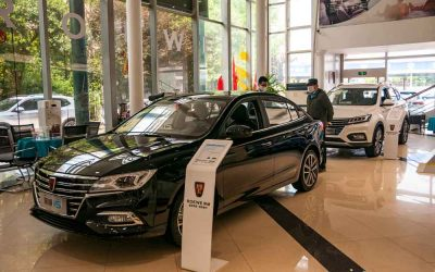 Chinese carmakers hope antivirus extras can spark buying interest