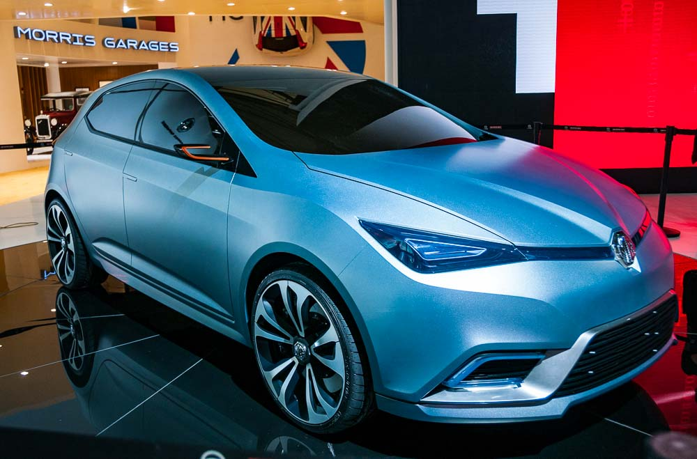 SCMP. Market Driven. Shanghai Auto Show 2011