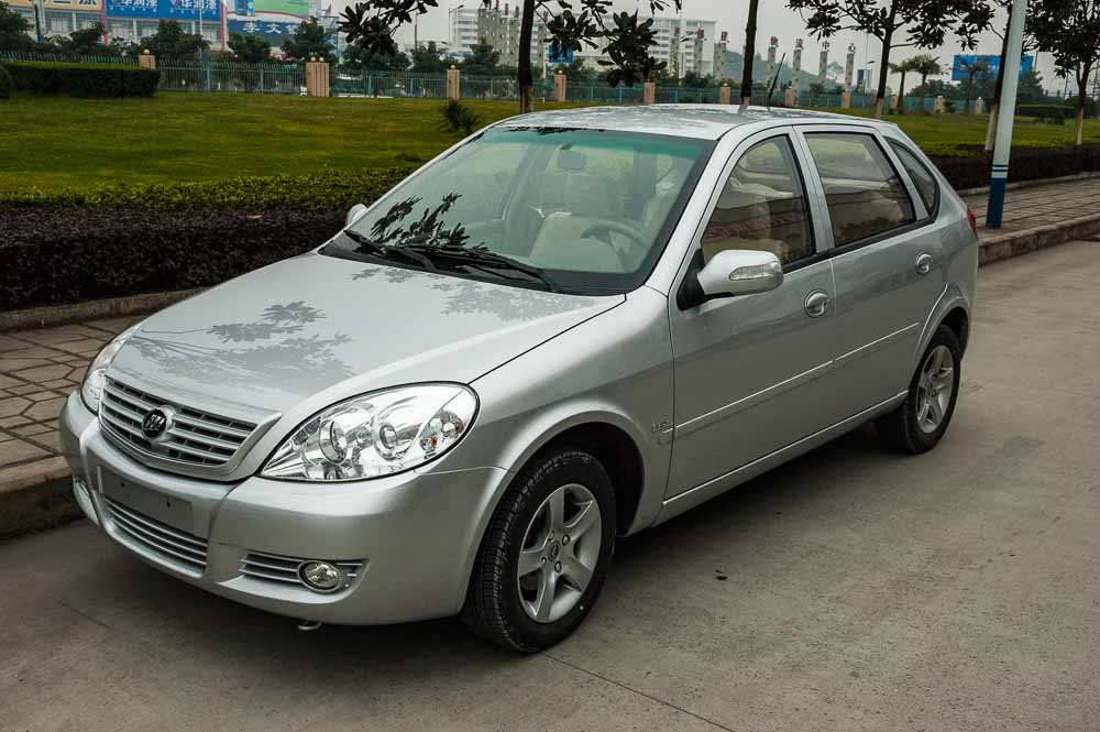 Auto Express. Lifan 520i. Car review.