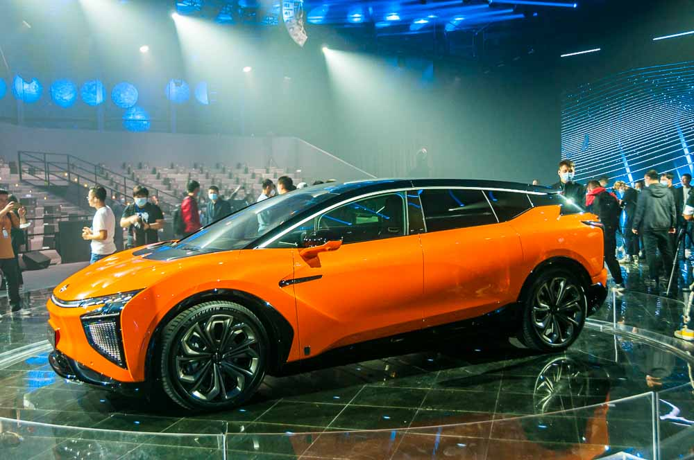 Car Design News. Human Horizons unveils HiPhi X luxury electric SUV.