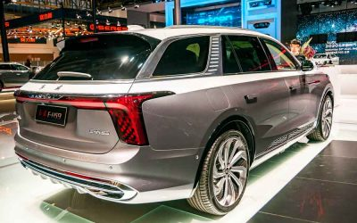 Auto Express. Best cars of the 2020 Beijing Motor Show – in pictures