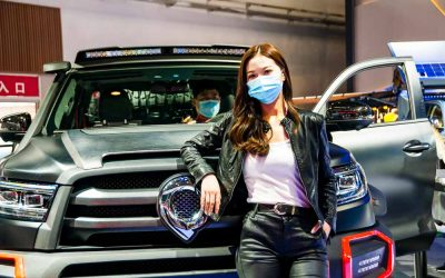 Auto Express. Beijing Motor Show 2020 news round-up.