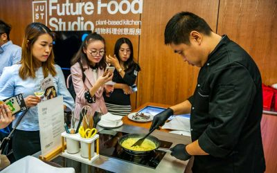 Goldthread. Beyond Impossible: Is China ready for vegan meat?